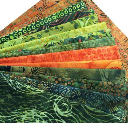 Island Batik fabric