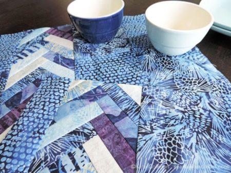 batik placemats