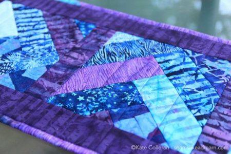 batik talel runner