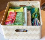 Creative Spaces Blog Hop- week 3: Organized?