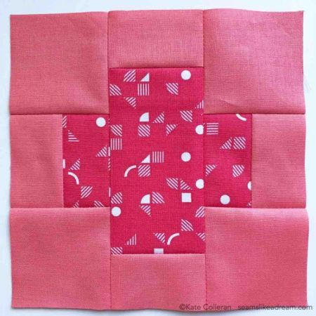 100 Quilt Blocks in 100 Days featured by top US quilting blog and shop, Seams Like a Dream Quilt Designs: modern quilt blocks