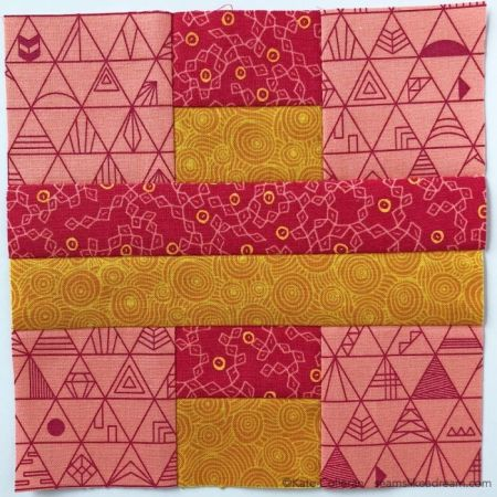 100 Quilt Blocks in 100 Days featured by top US quilting blog and shop, Seams Like a Dream Quilt Designs: panache fabric