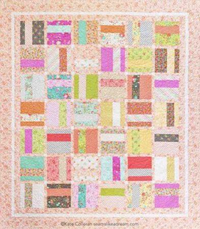 quilt using 10 inch squares