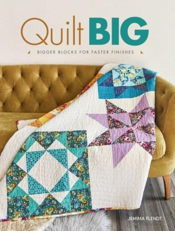 Book Review- Quilt Big