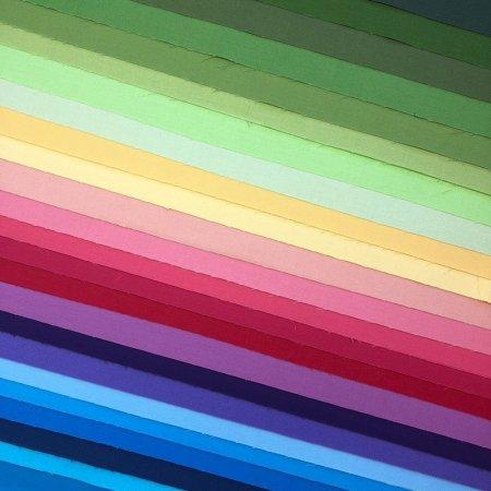range of solid fabrics