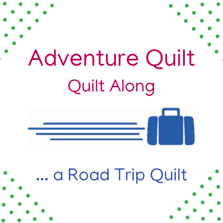 Adventure Quilt quilt along project featured by top US quilting blog and shop, Seams Like a Dream Quilt Designs.