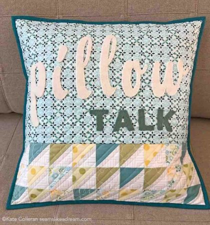 Text It! Book Blog Hop- Pillow Talk
