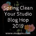 Spring Clean Your Studio Blog Hop