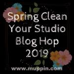 Spring Clean Your Studio Blog Hop