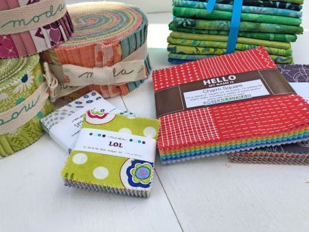 Top US quilting blog and shop, Seams Like a Dream Quilt Designs, explains partial seams, precuts and piecing in the Quilter's Alphabet blog series!