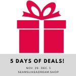 #amakersgiftguide: 5 Days of the Best Quilting Sale and Deals