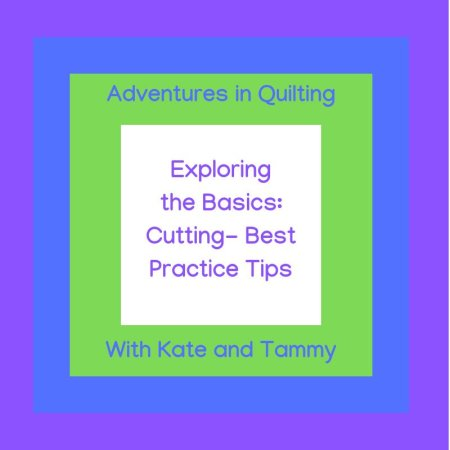 Tips for Cutting Fabric featured by top US quilting and sewing blog and shop, Seams Like a Dream Quilt Designs.