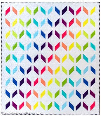 4 Essential Tips for Choosing Colors for your Quilt Borders featured by top US quilting blog, Seams Like a Dream Quilt Designs