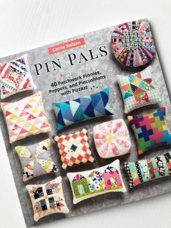 3 Handmade Mother's Day Gifts for Quilters featured by top US quilting blog, Seams Like a Dream Quilt Designs: pincushions