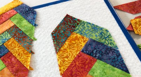 How to Make a Portable Quilt Board, a tutorial featured by top US quilting blogger, Seams Like a Dream Quilt Designs.