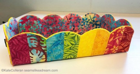 Sewing Room Tips: DIY Sewing Storage Containers
