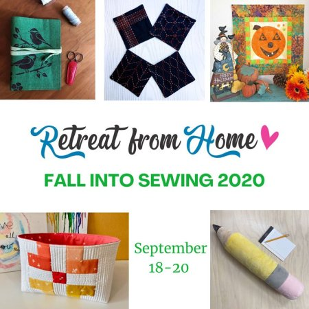 Fall Quilting Events featured by top US quilting blog and shop, Seams Like A Dream Quilt Designs.