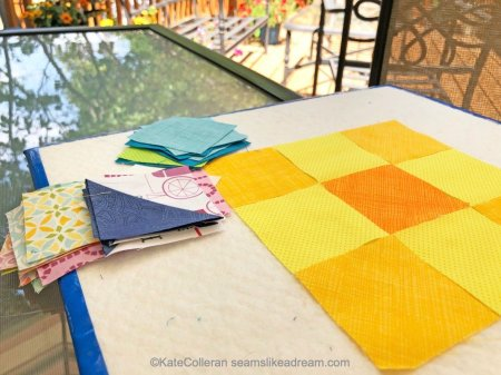 Exploring Quilting Basics: the Nine Patch Quilt Block