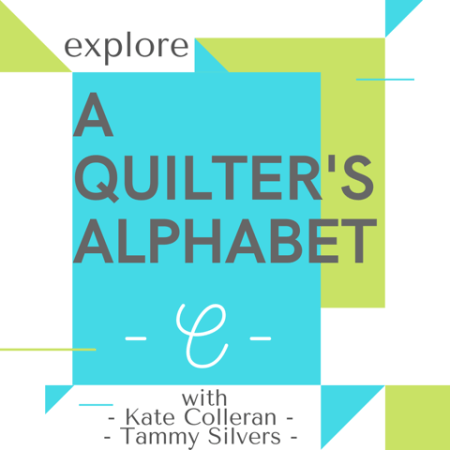 A Quilter's Alphabet: C is for Charms, Chain Piecing and more!