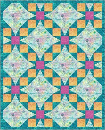 Exploring Quilting Basics: the Snowball Quilt Block