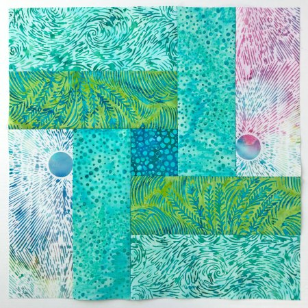 Top US quilting blog and shop, Seams Like a Dream Quilt Designs, shares tips for sewing partial seams.