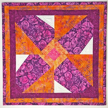 Top US quilting blog and shop, Seams Like a Dream Quilt Designs, shares about  paper piecing quilt blocks!