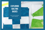 Exploring Quilting Basics: The Five Patch Chain Quilt Block