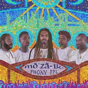 Phony Ppl mō'zā-ik. album art