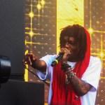J.I.D Performing at Sol Blume Festival