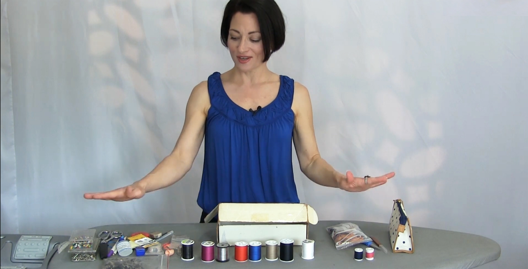 Pack A Petite But Powerful Travel Sewing Kit