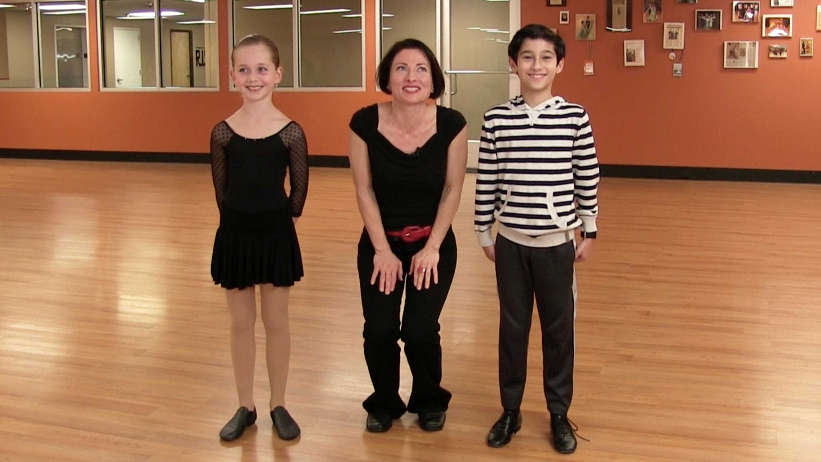 Sew your own youth Latin dance costumes