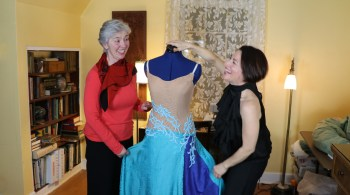 Sewing School Members Ballgown