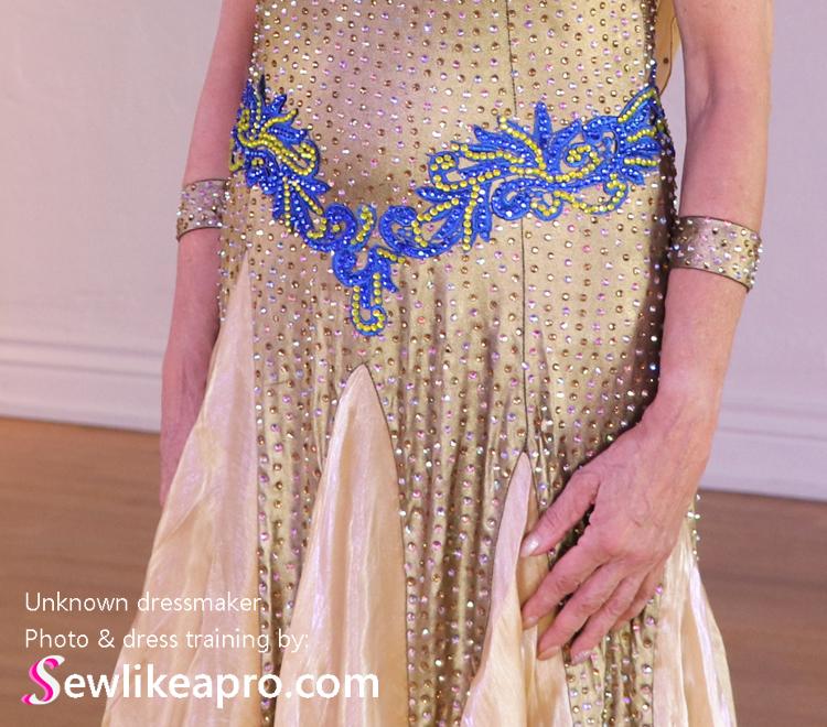 arm bands for Dancesport dress, lace, detachable Standard floats, smooth dance dress, rhinestones, Dancesport dress, ballroom dancing dress