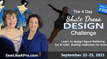 figure skating artistic roller skating dress design class