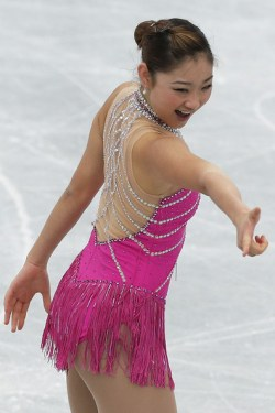 fringe on skate dress, original link - http://nickverrreos.blogspot.com/2012/11/figure-skating-costume-minute-nhk_27.html