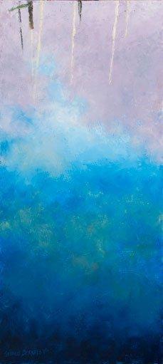 Seaing, oil on canvas
