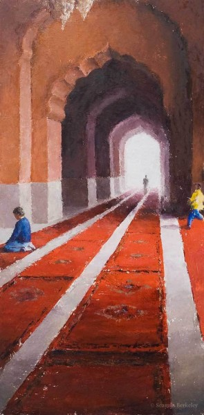Reverence-Painting-Seamus-Berkeley