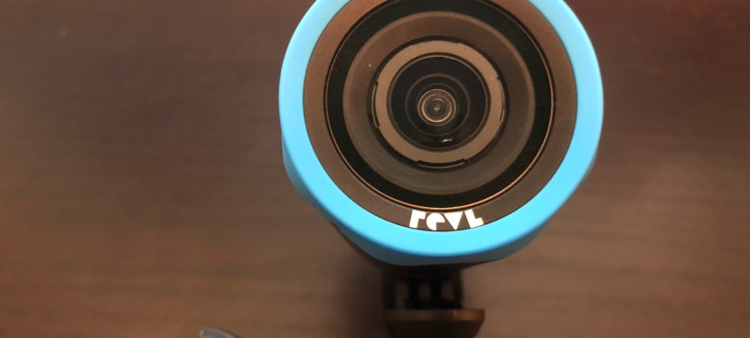 First Impressions of the REVL Arc Action Camera