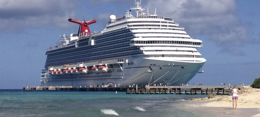 We're Sailing on the Carnival Breeze October 27th, 2018. Join Us!