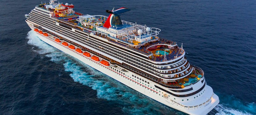 We're Sailing on the Carnival Horizon on August 28th, 2018. Join Us!
