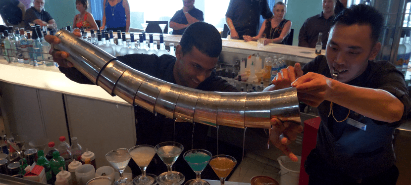 Packing, Martini Flights and Chasing the Green Fairy | Celebrity Equinox Cruise Vlog Day 07