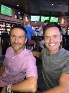 Sean Baumstark & Kyle Bryant