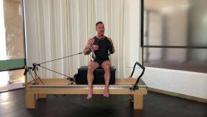 Spine roatation - Progressive Pilates Workshop