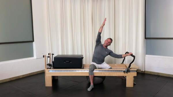 238 STABILITY BALL REFORMER SERIES 5 – youtube