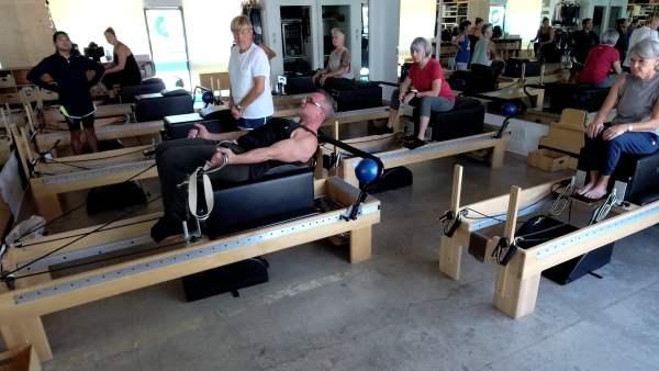 10AM All Levels Pilates Reformer Class – Vimeo thumbnail