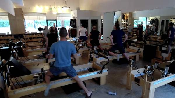 7AM All Levels Athletic Reformer Group Class – Vimeo thumbnail