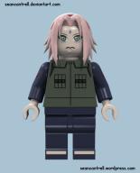 Lego Sakura