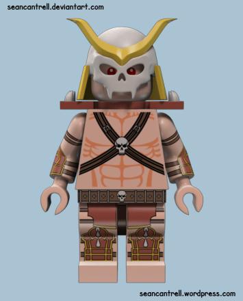 Lego Shao Kahn