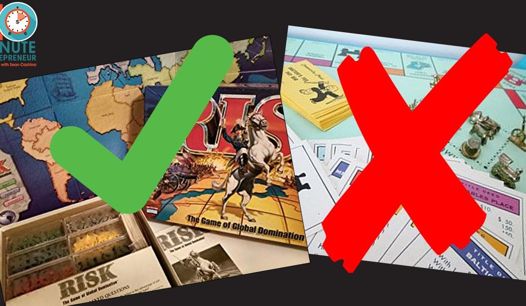 Bonus EP 30: Play Risk, Not Monopoly (relaunch)