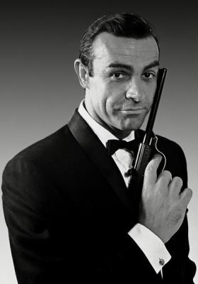 Image result for james bond sean connery